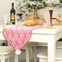 TBRR table runner christmas mat tatakan taplak meja makan natal dinner