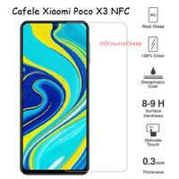 CAFELE XIAOMI POCO X3 NFC - PREMIUM TEMPERED GLASS CLEAR