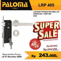 Kunci Set PALOMA LRP 405 Handle Pintu Cylinder Lock Gagang Pintu