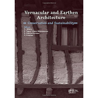 Vernacular and Earthen Architecture Conservation and Sustainability