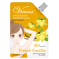 Vienna Anti Perspirant Deodorant Cream 25ml sachet