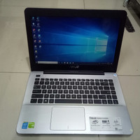 Asus X 455L core i5 hdd 500GB Ram 4gb