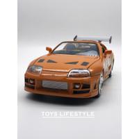 Jada Diecast - Fast & Furious Toyota Supra Brian's Skala 1:24
