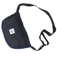 JFR Tas Slempang Sling Bag Bahan Polyester JT08 Hitam