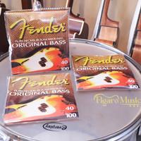 Senar Bass Fender - 4 Senar