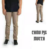 Celana Panjang Pria Chino Premium Big Size - MOCCA, 33