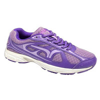Calci Sepatu Lari Running New York Woman Purple