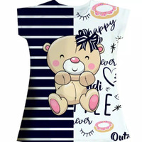 NEW SERIES!! DL - Dress Scuba Anak LOL SURPRISE / Dress Scuba Printing
