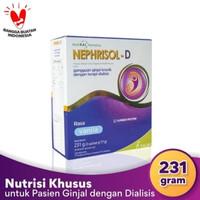 Nephrisol-D vanila