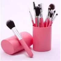 Brush Set Kuas Makeup 12 Pcs Kuas Foudation Brush Tabung IMPORT AWET