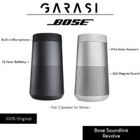 Bose Soundlink Revolve Bluetooth Speaker Original BNIB