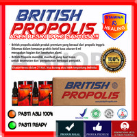 PROPOLIS - BRITISH PROPOLIS - MELIA BRITISH PROPOLIS