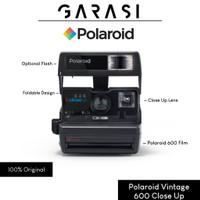 Polaroid Vintage 600 Onestep Close Up Camera Original BNIB