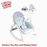 Bouncer Right Start 2 In 1 Newborn To Toddler Portable Rocker