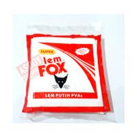 Lem Putih FOX MERAH 350 gr