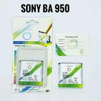 Baterai Batre Double Power OFFON Sony BA950 Battery Sony Xperia ZR