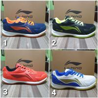 Sepatu Badminton Lining Attack Pro 3 III Original