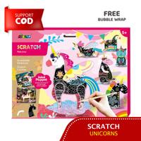 Mainan Anak Perempuan | SCRATCH-UNICORNS - CH191683