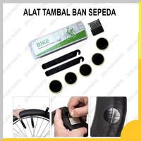 Alat Tambal Buka Ban Dalam Sepeda Motor Gowes Sendok Congkel Patch Tip