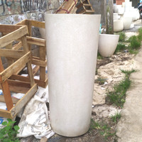Pot Teraso Silinder Besar