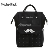ORIGINAL MICKEY MOUSE DIAPER BAG DISNEY MOCHA TAS BAYI