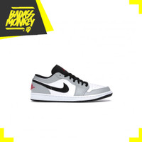 AIR JORDAN 1 LOW LIGHT SMOKE GREY - 13