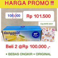 Keju dairy gold blue 2 kg / keju dairygold blue 2kg/ keju dairy gold