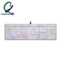 Digital Alliance Gaming Keyboard Meca Fighter Ice RGB
