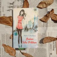 Novel Bukan Istri Pilihan by maria A. Sardjono