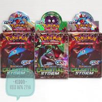 Kartu pokemon - trading card game original - WNS