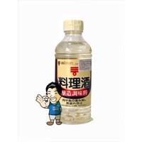 Mizkan Japanese Cooking Rice Wine Ryori Shu- Arak Masak Jepang 400 ml