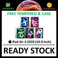 "iPad Air 4 2020 256GB - 64GB 10.9"" WiFi Only GRAY GREEN BLUE ROSE GOLD - 64gb wifi, SKY BLUE"