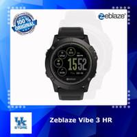 Zeblaze VIBE 3 HR 1.22 inch Rugged lnside Out Monitor SmartWatch BLACK