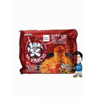 Paldo Mr Kimchi Ramen Korean Original Noodle- Mi Instan Korea 115 gr