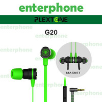 Plextone G20 Jack / G20 Type C In ear Gaming Earphone Headset Original