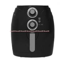 Klaz Air Fryer Hot Air 2.5L Alat Penggorengan Sehat Tanpa Minyak