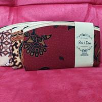 Souvenir Pernikahan Murah / Souvenir Dompet Batik / Souvenir Cantik