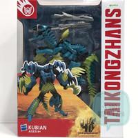 Taikongzans Kubian - Robot Transformers berubah menjadi dino - HHS3