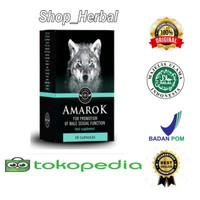 New Amarok Original Suplemen Penambah Stamina Pria