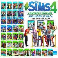 The Sims 4 Complete Edition - Download