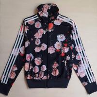 Tracktop Adidas firebird rose floral ☓ farm Original women jacket
