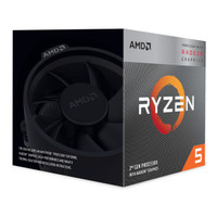 AMD Ryzen 5 3400G 4-Core 3.7GHz RX VEGA 11 Graphics (Socket AM4)