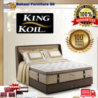 1 Set Kasur Springbed KING KOIL ( International Classic )