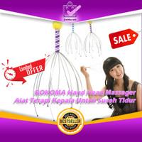BOKOMA Hand Head Massager - Alat Terapi Kepala Untuk Susah Tidur 0626