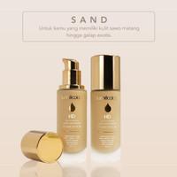 Lumecolors HD Foundation Untuk Penghilang Flex Hitam Dan Jerawat - Sand