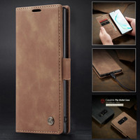 Samsung galaxy Note 8 Flip Case Caseme Cover Leather Wallet Dompet