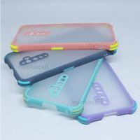 Oppo A91 F15 F9 RENO 2 2F 2Z 3 Pro Case Dove Crack Candy Macaron