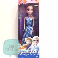 Mainan anak perempuan - barbie frozen KQ