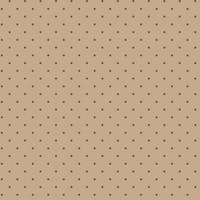 Kertas Kado Harvest / Wrapping Paper Brown Craft - Polkadot