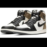 NIKE AJ1 AIR JORDAN 1 DARK MOCHA US 8 8.5 9 10 10.5 11 41 42 43 44 PO